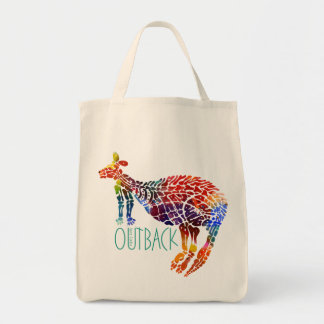 OutBack Grocery Tote Bag