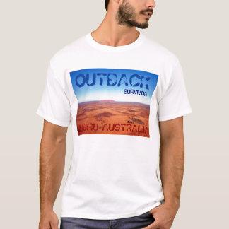 OUTBACK SURVIVOR, ULURU AUSTRALIA T-Shirt