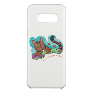 Outback the Cat Case-Mate Samsung Galaxy S8 Case