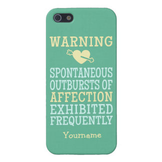 Outbursts of Affection custom cases Case For iPhone 5/5S