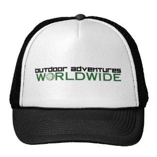 Outdoor Adventures Worldwide Mesh Hat