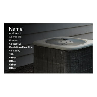 outdoor air conditioner unit pack of standard business cards