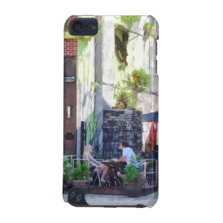Outdoor Cafe Philadelphia PA iPod Touch (5th Generation) Cases