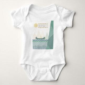 Outdoor Geo III | Wander Baby Bodysuit
