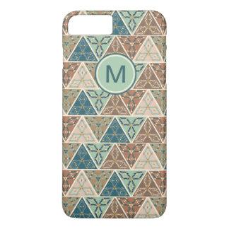 Outdoor Geo Step | Geometric Pattern iPhone 8 Plus/7 Plus Case