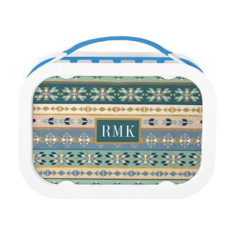 Outdoor Geo Step | Indian Pattern Lunch Box