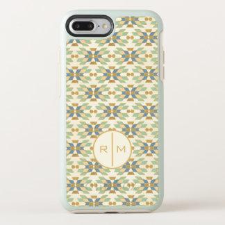 Outdoor Geo Step | Tribal Pattern OtterBox Symmetry iPhone 8 Plus/7 Plus Case
