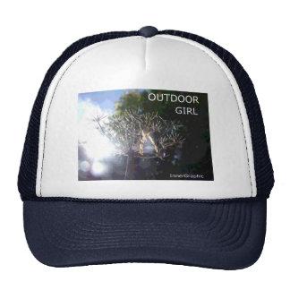 OUTDOOR GIRL - FREEDOM CAP