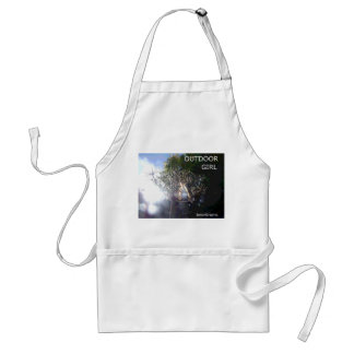 OUTDOOR GIRL - FREEDOM STANDARD APRON