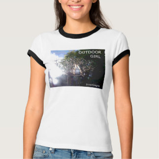Outdoor Girl - Freedom T-Shirt