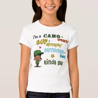Outdoor Girl T Shirt