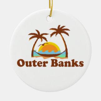 Outer Banks. Christmas Ornament