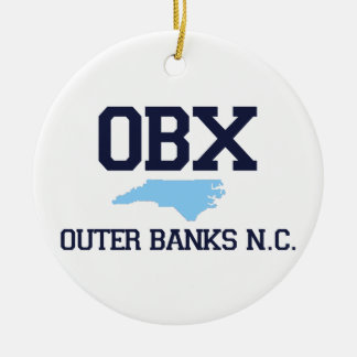 Outer Banks. Christmas Tree Ornaments