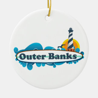 Outer Banks. Ornament