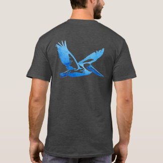 Outer Banks Mens Tshirt - Pelican OBX Tee