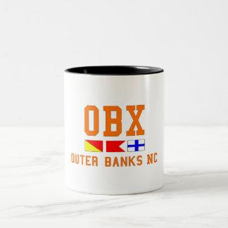 Outer Banks. Coffee Mug