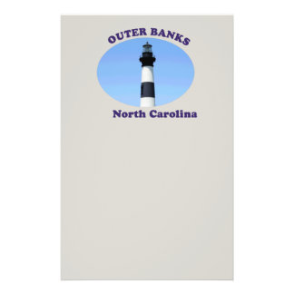 Outer Banks North Carolina -- Stationery