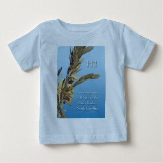 Outer Banks North Carolina Wild Oats Shirt