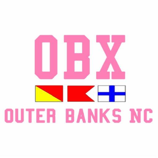 Outer Banks. Photo Cutout