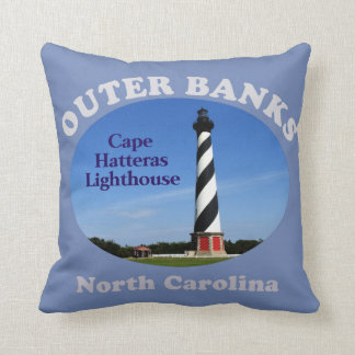 Outer Banks - Pillow - Cape Hatteras Lighthouse