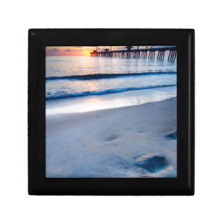 outer banks sunrise at nags head gift box