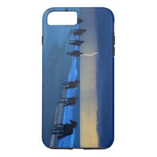 Outer Banks Wild Horses Lightning iPhone 8 Plus/7 Plus Case
