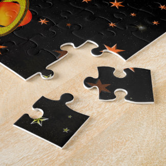Outer Harvest Moons Jigsaw Puzzle