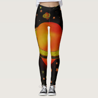 Outer Harvest Moons Leggings