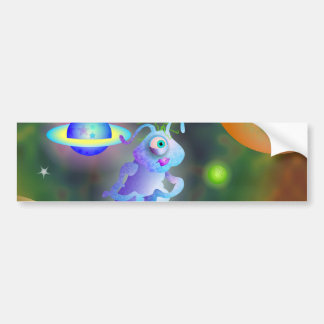 Outer Limits Bumper Sticker
