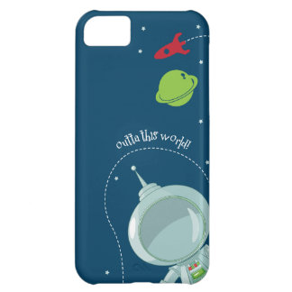Outer Space Astronaut iPhone Case iPhone 5C Case