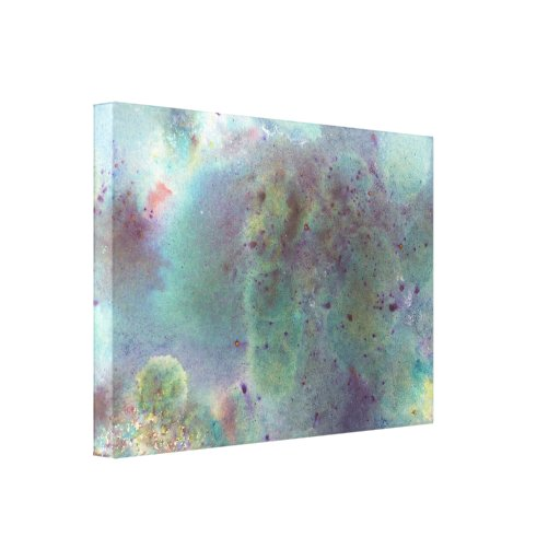 Outer Space. Gallery Wrapped Canvas