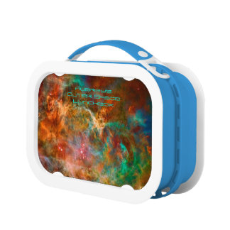 Outer space: Carina Nebula in Argo Navis Lunch Boxes