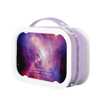 Outer space: Crab Pulsar, Intriguing Astronomy Lunchboxes