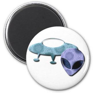 Outer Space Design Magnet Refrigerator Magnet
