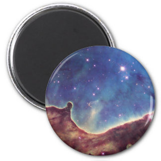 Outer Space Magnent 6 Cm Round Magnet