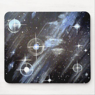 Outer Space Mouse Pad