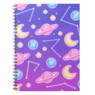 Outer Space! Notebook