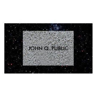 OUTER SPACE STARS EXPANSE ~ PACK OF STANDARD BUSINESS CARDS