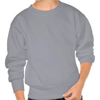 Outerspace Alien Pullover Sweatshirt