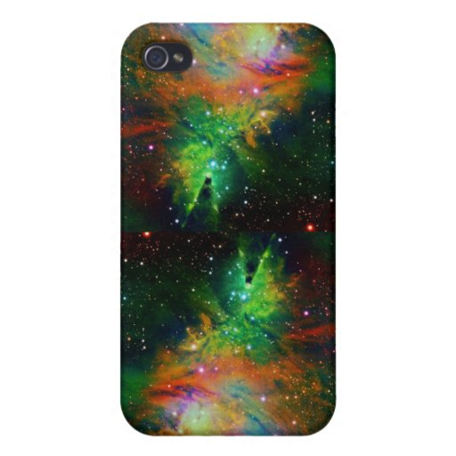 Outerspace Custom Art Designer 4 4S  iPhone 4/4S Covers