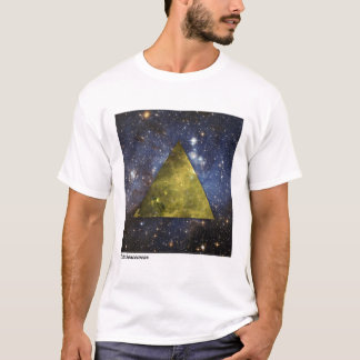 OuterSpacewear - YELLOW Pyramid T-Shirt