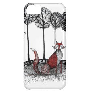 Outfox the fox iPhone 5C case