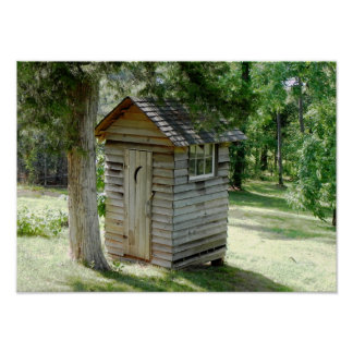 Outhouse Posters