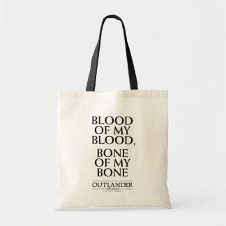 "Outlander | ""Blood of my blood, bone of my bone"" Tote Bag"