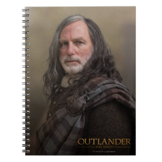 Outlander | Colum MacKenzie Photograph Notebook
