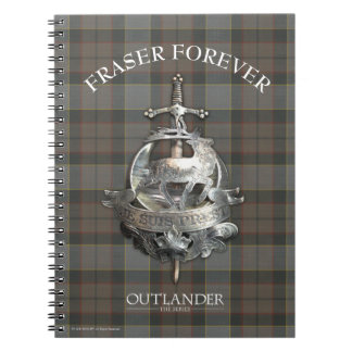 Outlander | Fraser Brooch Notebooks