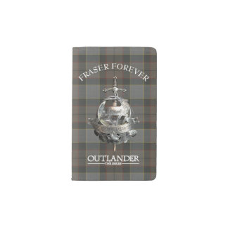 Outlander | Fraser Brooch Pocket Moleskine Notebook