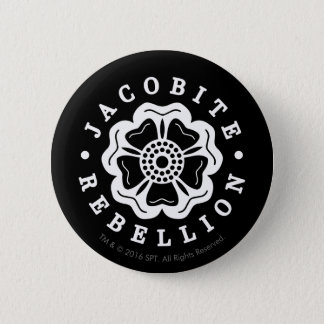 Outlander | Jacobite Rebellion Emblem 6 Cm Round Badge