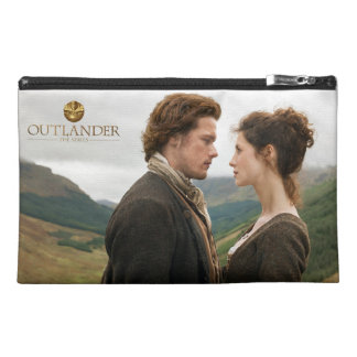 Outlander | Jamie & Claire Face To Face Travel Accessory Bag