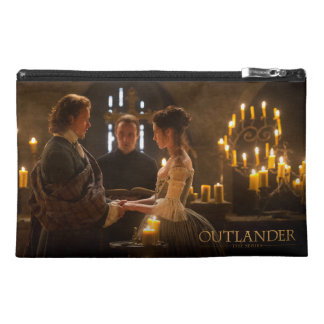 Outlander | Jamie & Claire's Wedding Travel Accessory Bags